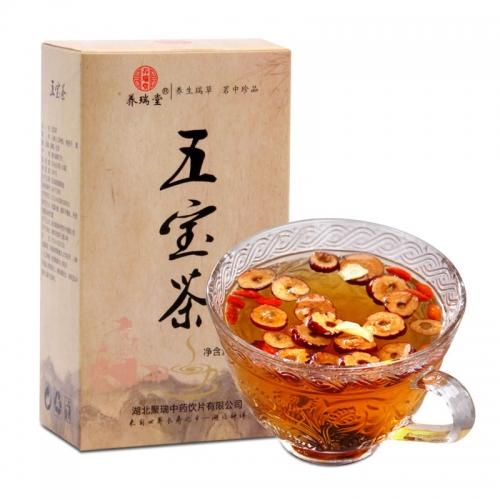 五宝茶150g